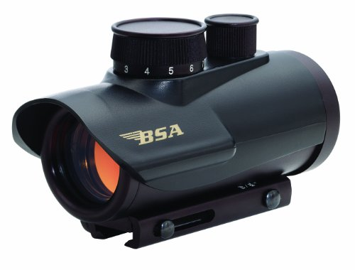 BSA 30mm Red Dot Scope with 5-MOA