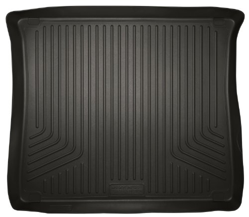 Husky Liners Custom Fit WeatherBeater Molded Rear Cargo Liner for Select Mercedes-Benz GLK350 Models (Black)