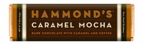 Caramel Mocha Chocolate Bar