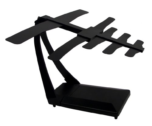 Supersonic SC602 High Definition HDTV and Digital TV Wall Mount Indoor Antenna
