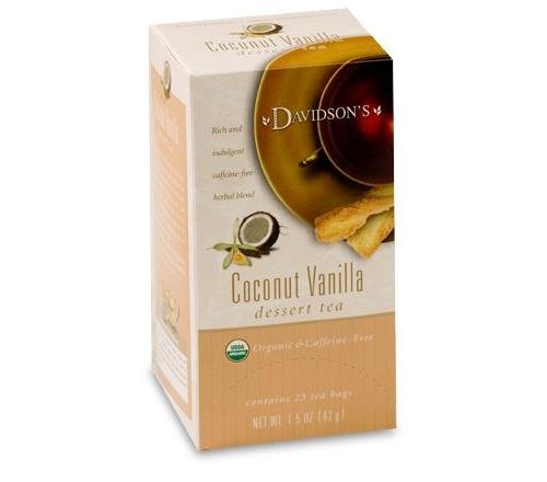 Coconut Vanilla Box 25