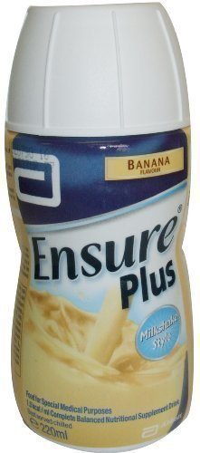 Ensure Plus Banana (Bottle) 220ml