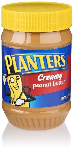 Planters Creamy Peanut Butter, 16.3 Oz