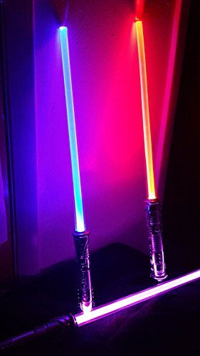LED Light Up Futuristic Weapons with motion activated Sound (3-Pack)