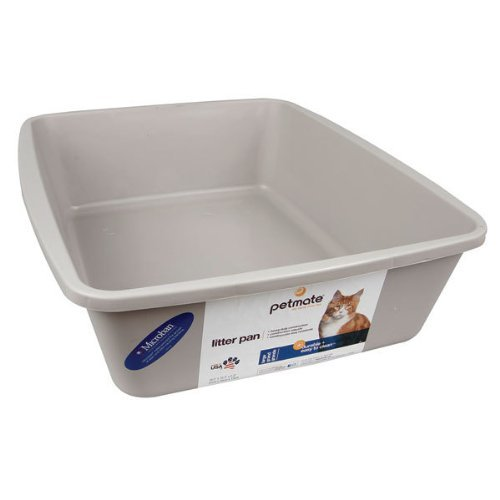 Doskocil Litter Pan - Large (18 1/2 long x 15 1/4 wide x 5 1/4 high)