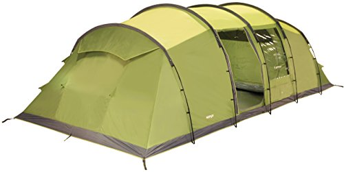 Vango Odyssey 800 Vis-a-Vis Tunnel Tent for 8 Persons - Epsom Green