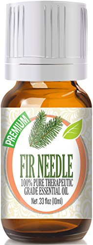 Fir Needle 100% Pure, Best Therapeutic Grade Essential Oil - 10ml