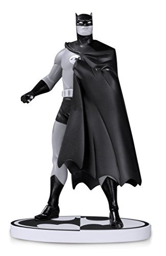 DC Collectibles Batman: Black and White: Batman by Darwyn Cooke Second Edition Statue