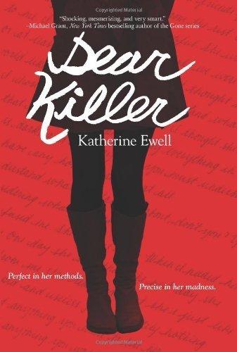 Dear Killer Hardcover April 1, 2014