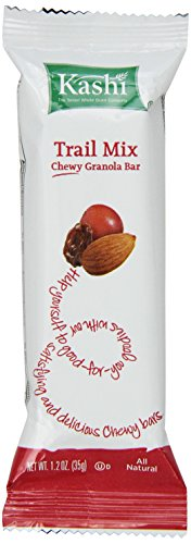 Kashi Granola Trail Mix Grab 'N Go Snacks, 1.2-Ounces Bars, 12-Count  (Pack of 2)