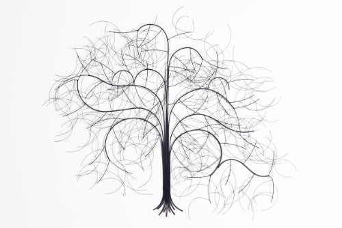Eternity Yearning - Contemporary Metal Wall Art