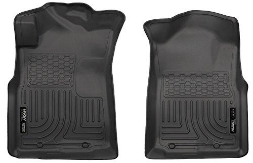 Husky Liners 13941 WeatherBeater Series Black Front Floor Liner