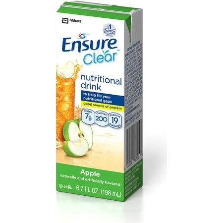 Ensure Clear! Apple Brikpaks 32 X 6.7oz Case