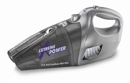 Dirt Devil M0944 Extreme Power Wet/Dry Cordless Bagless Hand Vacuum
