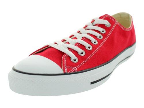 Converse Men's CONVERSE CHUCK TAYLOR ALL STAR OXFORD 5 (RED)