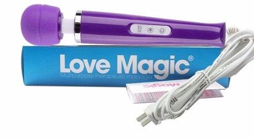 NEW 20 Speed Magic Wand Massager Hitachi Motor Purple