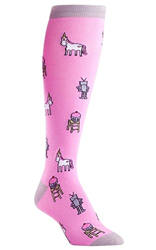 Sock It To Me TRIFECTA OF ALL THAT IS AWESOME Womens Knee Socks