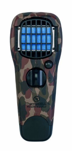 ThermaCELL MR-FJ Mosquito Repellent Personal Pest Control Appliance in Woodlands Camo