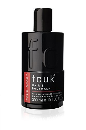 Fcuk Sport Hair & Body Wash x 300 ml