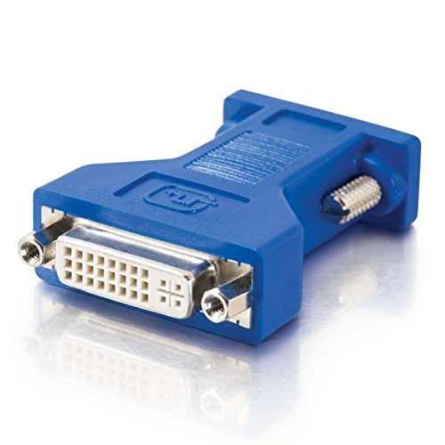 C2G / Cables To Go 26957 DVI Female To HD15 VGA Male Video Adapter