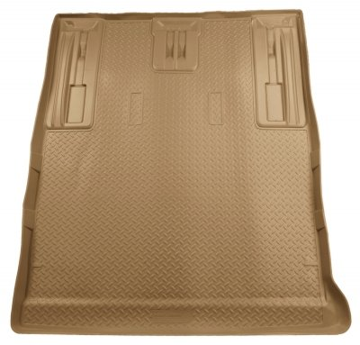 Husky Liners 21443 Classic Style Rear Cargo Liners - (1 Each) Cadillac Escalade 2007-2012