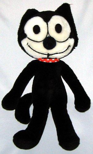 Vintage 15 Felix the Cat Plush