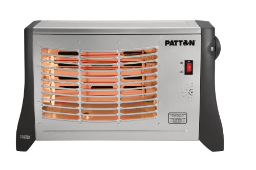 Patton PRH8-UM Ribbon Radiant Heater with Thermostat