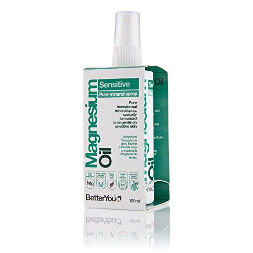 Better You Magnesium Oil Sensitive Original Spray 100ml - For Sensitive Skin