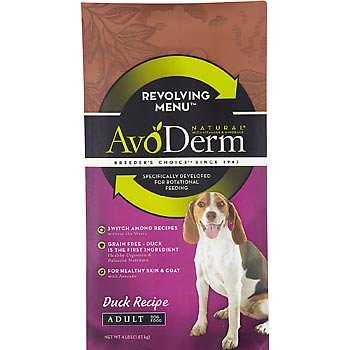 AvoDerm Revolving Menu Dry Dog Food