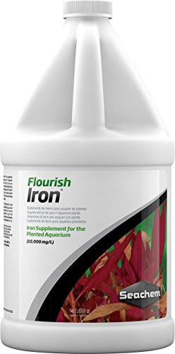 Seachem Flourish Iron, 2-Liter/67.6-Fluid Ounce