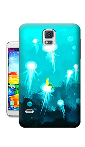 Bugdroid Circuit TPU Case for Galaxy S5