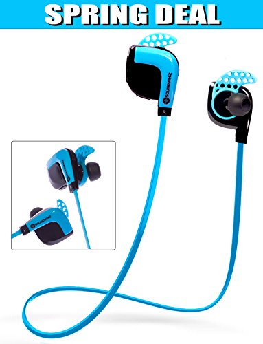 warn soundwhiz wireless running headphones sweatproof spring sale in ear bluetooth sports. Black Bedroom Furniture Sets. Home Design Ideas