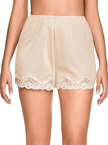 Ilusion Classic Daywear Bloomer Slip Small Beige