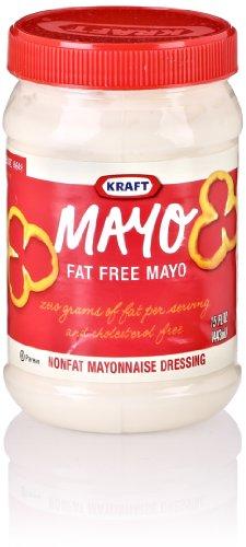 Kraft Fat Free Mayo, 15 Oz