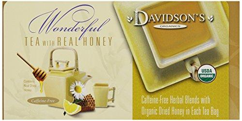 Davidson's Tea Single Serve Meyer Lemon, 100-Count Tea Bags