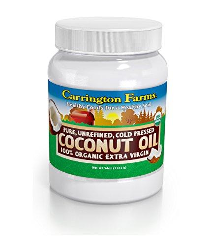 Carrington Farms Coconut Oil, 54 oz