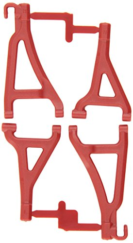 RPM 80699 Front Upper/Lower A-Arms Red 1/16 E-Revo Red