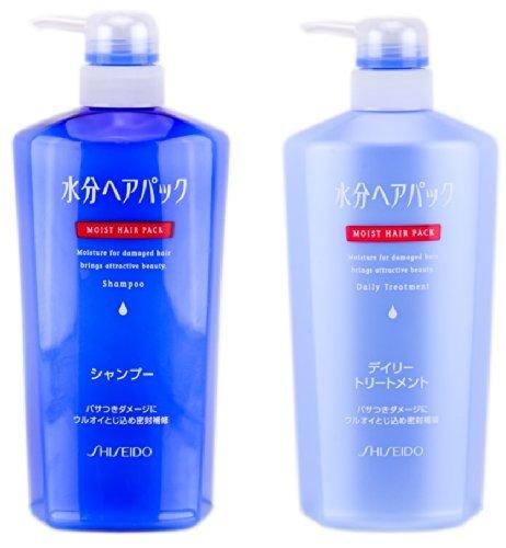 Shiseido AQUAIR - Shampoo & Conditioner SET