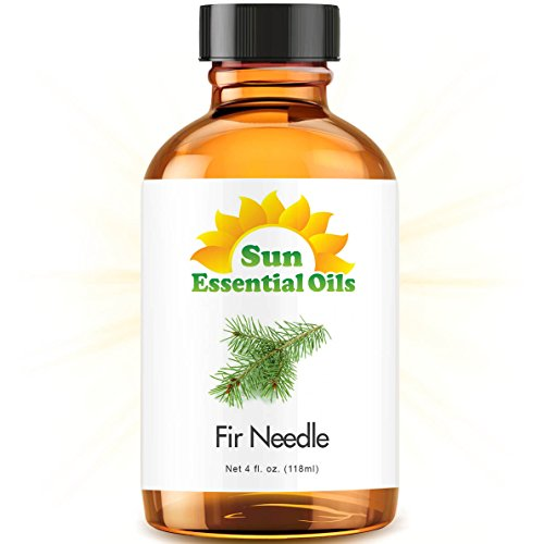 Fir Needle (Large 4 ounce) Best Essential Oil