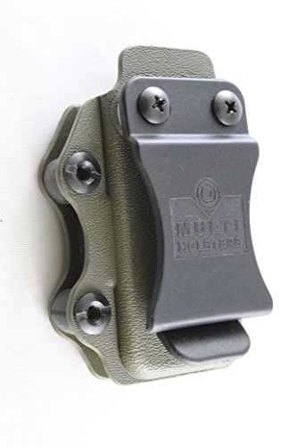 Multi Holsters Elite Single Magazine Holsters (S&W M&P Shield 9/40, OD Green)