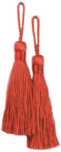 Expo Fiber Tassel, Red, 2-Pack