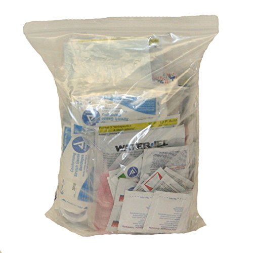 First Voice ANSI-25r Plastic ANSI First Aid Kit Refill, 25 Person