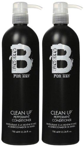 TIGI Bedhead for Men Clean Up Conditioner - Peppermint - 25.36 oz - 2 pk