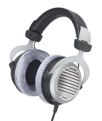 Beyerdynamic DT 990 Premium 250 Ohm Headphone (Black/Silver)