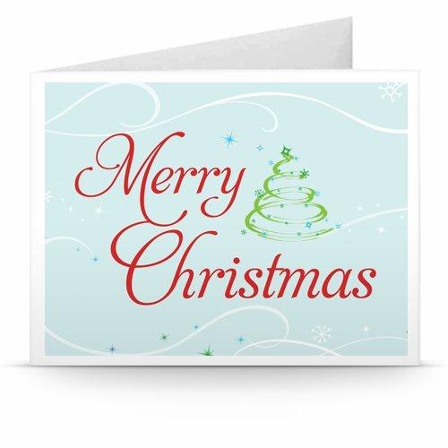Christmas Tree - Printable Amazon.co.uk Gift Voucher