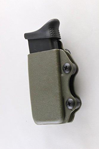 Multi Holsters Elite Single Magazine Holsters (Glock 43, OD Green)