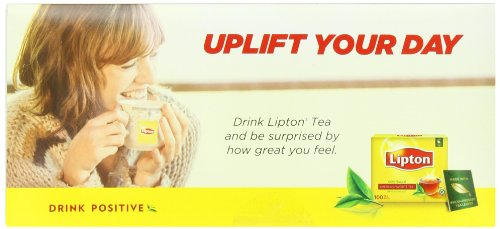 FREE SAMPLE - Lipton Black Tea, 1.1 Ounce (Free with purchase of a qualifying item)