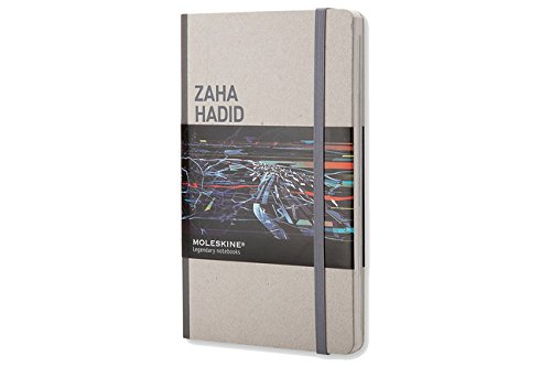 Moleskine Inspiration and Process in Architecture - Zaha Hadid