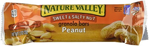 Nature Valley Sweet & Salty Peanut Granola Bars - 30ct
