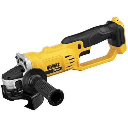 Dewalt DCG412B 20V MAX* Lithium Ion 4-1/2 grinder (Tool Only)